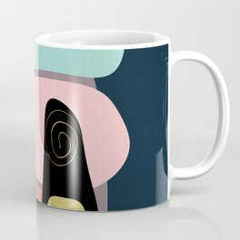 Modern minimal forms 41 Coffee Mug