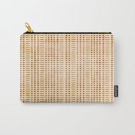 I Am Fine - Code (Gold) Carry-All Pouch