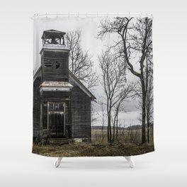 Finals Shower Curtain