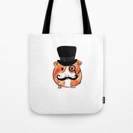 Sir Guinea Pig Tote Bag