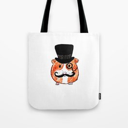 Sir Guinea Pig Tote Bag