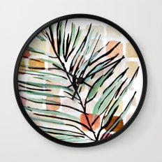 Darling, Through This Way: Under The Leaves Wall Clock