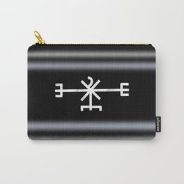 Icelandic Magical stave - Að unni  Carry-All Pouch