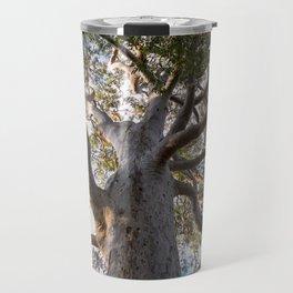 Scribbly Gum Tree Travel Mug