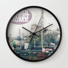 HOME SWEET HOME SERIES Wall Clock