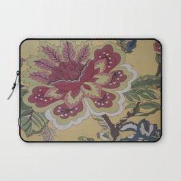 Jacobean Flower - Wild Veda Laptop Sleeve