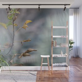 branch of autumnal tree Wall Mural