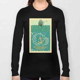 GOLDEN ANCHOR Long Sleeve T-shirt