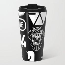 BTS kpop Travel Mug