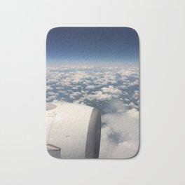 Plane view Bath Mat