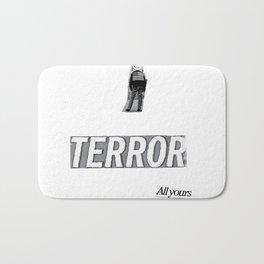 American Terror, All Yours Bath Mat