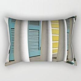 New Orleans Living Rectangular Pillow
