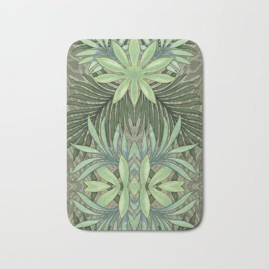 A Run Through the Jungle Bath Mat