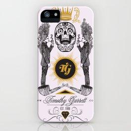TG - Fume iPhone Case