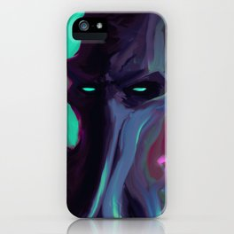 The Disenchanted Illithid  iPhone Case