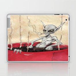 Cluster Coffee Break Laptop & iPad Skin