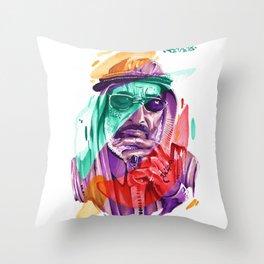 SAHEED Throw Pillow