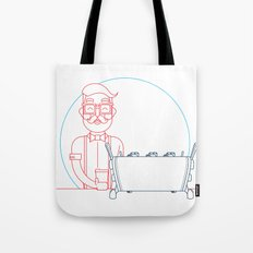 Coffee (lineart) Tote Bag