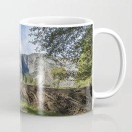 A Fallen Tree in Cook's Meadow Coffee Mug