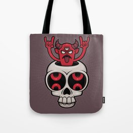 Possessed Tote Bag