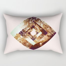 Diamond Design Rectangular Pillow
