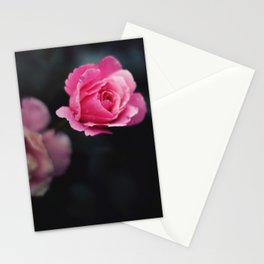 I hate roses Stationery Cards