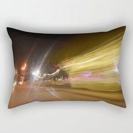 Night Photography Houston, Texas Rectangular Pillow