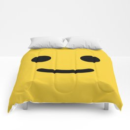 What is a smile worth. Comforters