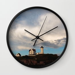 Clouded Vision Wall Clock