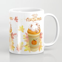 Hello Autumn Coffee Mug