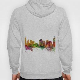 Cincinnati Ohio Skyline Hoody