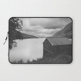 Llyn  Ogwen Boathouse Laptop Sleeve