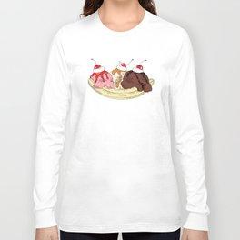 Banana Split Long Sleeve T-shirt