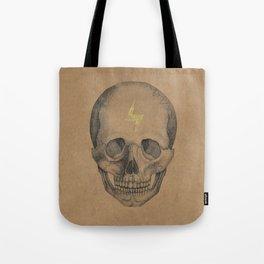 """26"" Skull Tote Bag"