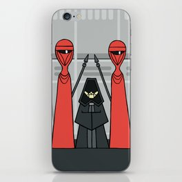 EP6 : The Emperor iPhone Skin