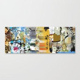 Exquisite Corpse: Round 2 Canvas Print