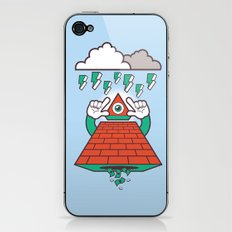 Illuminati iPhone & iPod Skin