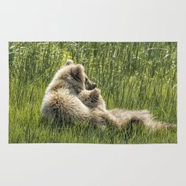 Best Friends Fur Ever - Bear Cubs, No. 8 Rug