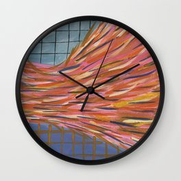 Love Unbound Wall Clock