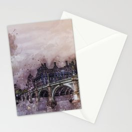 London Painting Stationery Cards