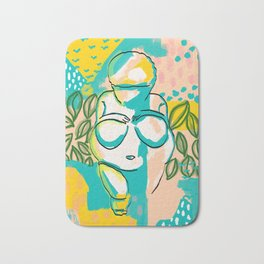 Willendorf Beach Bath Mat
