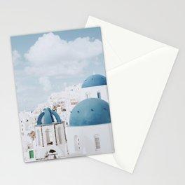Santorini III / Greece Stationery Cards
