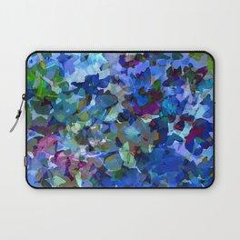 Blue Violet Woods Laptop Sleeve