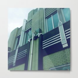 Architecture in Syracuse Metal Print