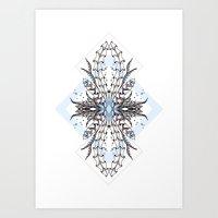 underwater Art Prints featuring Underwater by Barlena