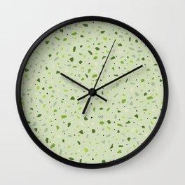 Terrazzo AFE_T2019_S3_18 Wall Clock