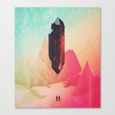 Sometimes Canvas Print