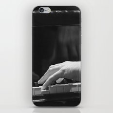 Musicians Hands iPhone & iPod Skin