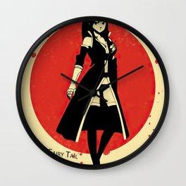 Natsu - Fairy Tail Wall Clock