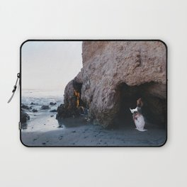 The mermaid that lost her tail Laptop Sleeve